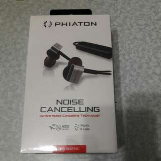 PHIATON PS202NC NOISE CANCELLING EARPHONES(隔音耳機)