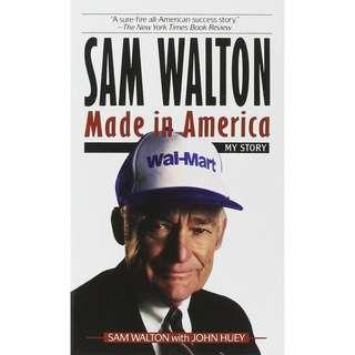 eBook - Sam Walton, Made in America