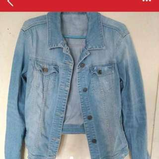 Denim jacket (zara)