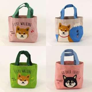 日本代購手作提袋/便當袋/手提包 預購