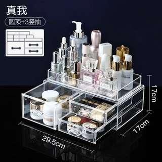 Acrylic Cosmetic Organizer (extra large)