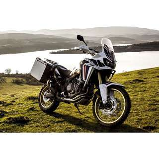 CRF1000L Africa Twin Bumot Luggage System
