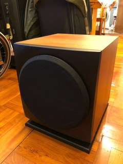 Vision Acoustique Powered Subwoofer