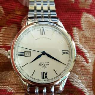 Marvin Watch C°1850 malton 160 // M117.13.22.11