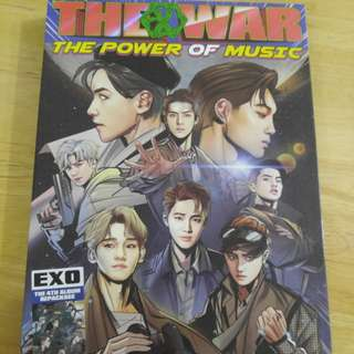 EXO Power 專輯 , 官方poster
