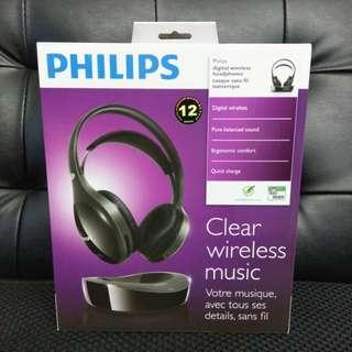 飛利浦 Philips SHD8600 無線耳機