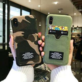 ⚠ Pre-order! Cool multipurpose MDNS Madness special operations wallet cum Phone Case design For IPhone 6, 6S, 6 plus, 6S Plus, 7, 7 Plus, 8 & 8 Plus and X!! (Enquire for availability!)
