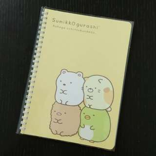 Sumikko Gurashi Notebook (Yellow)