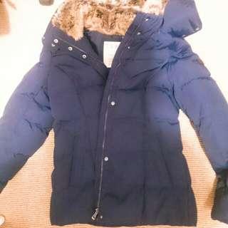 Size Au 12-14 Esprit High Quality Down Jacket