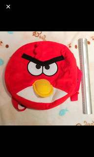Angry Birds 憤怒鳥 背囊 Angry Bird Backpack