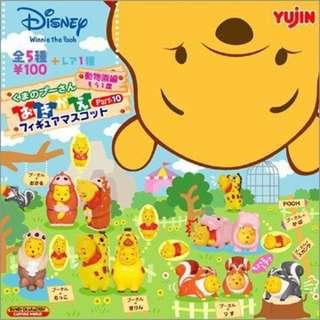 Yujin Disney電話繩[動物園編]全5種扭蛋