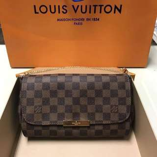 Louis Vuitton Favorite MM Damier Ebene