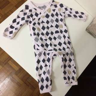 Cotton On Baby Romper Sleepsuit