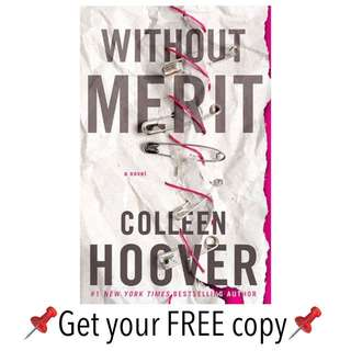 #FREE Ebook Without Merit Colleen Hoover