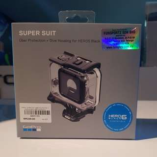 GoPro Supersuit Housing