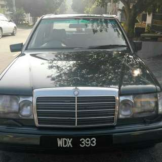 Mercedes 230E Auto Thn 91/95