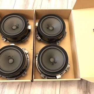Luxgen 納智捷 U6 ECO HYPER 原廠喇叭 全音域四顆+高音兩顆