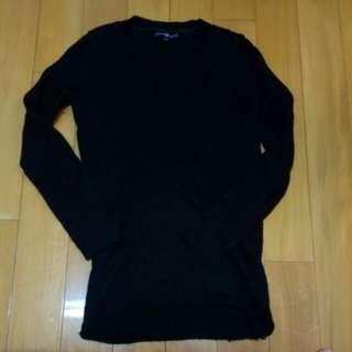 Gap black sweater 黑色 Gap 冷上衣冷衫