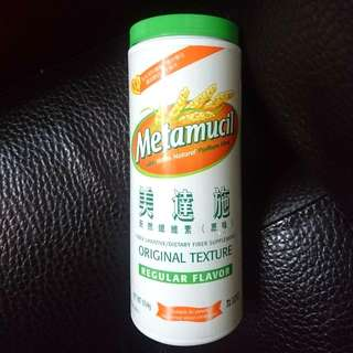 美達施 天然纖維素 原味 Metamucil Fiber Laxative / Dietary Fiber Supplement Original