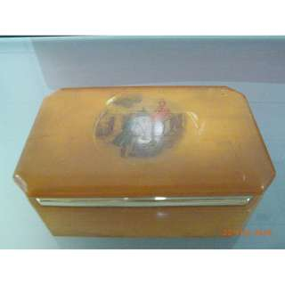 BARBLE SMALL BOX FOR KEEPING JADE N JEWELLERY