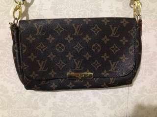 Louis Vuitton sling favorite bag