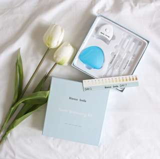 Teeth whitening Bianco Smile Kit