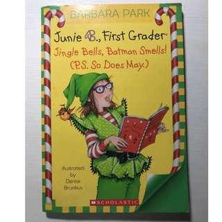 Junie B., First Grader-Jingle Bells,Batman Smells!