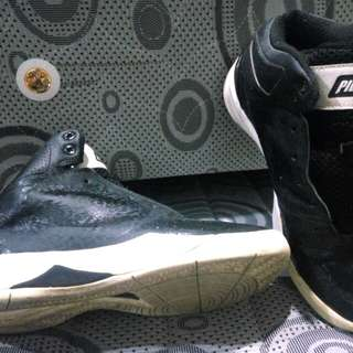 Sepatu Basket Unisex Piero
