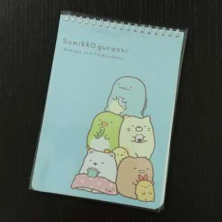Sumikko Gurashi Notebook (Blue)