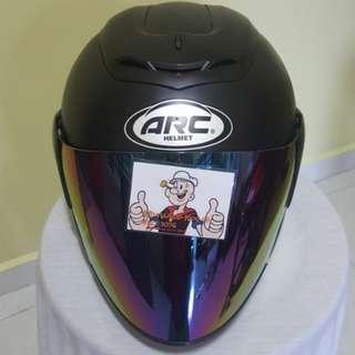 2202***ARC Ritz Helmet For Sale 😁😁Thanks To All My Buyer Support 🐇🐇 Yamaha, Honda, Suzuki