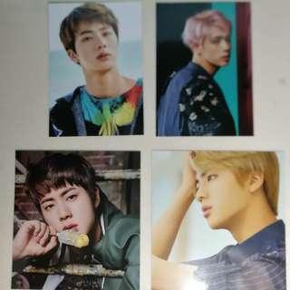 Jin HD Photo Set