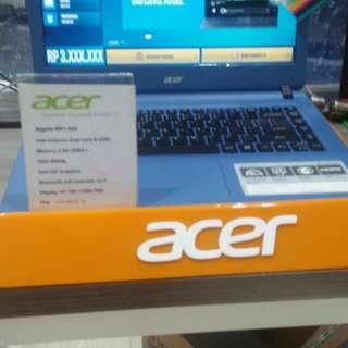 Acer Aspire ES1-432 Credit Cepat 3Menit Tunggu