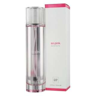GAP So Pink 3.4oz(100ml) REPRICED