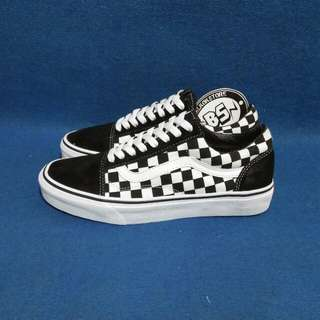 Vans oldskool checkerboard black/white