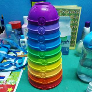 Stackable Toy