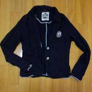 校園風 歐美女裝外套 上衣外套 school style europe ladies jacket