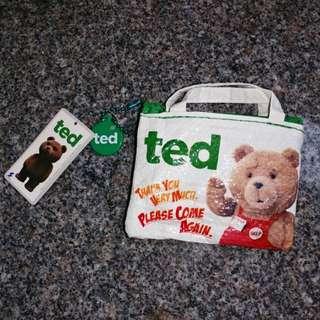 Ted賤熊散銀包