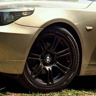 BMW E60 M-Sport Wheels rim #15off