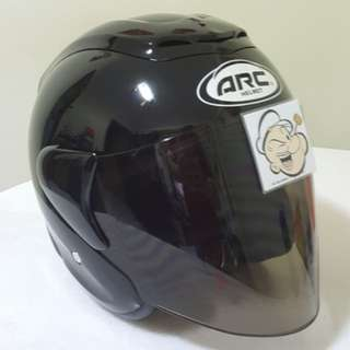 2202***ARC Ritz Helmet For Sale 😁😁Thanks To All My Buyer Support 🐇🐇 Yamaha, Honda, Suzuki