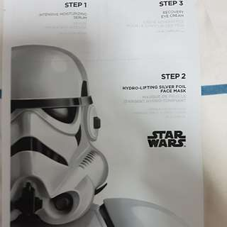 Star Wars Face Mask From The Face Shop