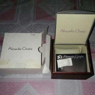 Nett-Box ALEXANDRE CHRISTIE