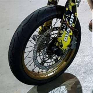 Drz SM Wheelset/ Rim