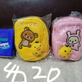 鬆弛熊散紙包(唔講價)