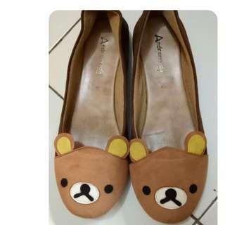 Flatshoes andromeda