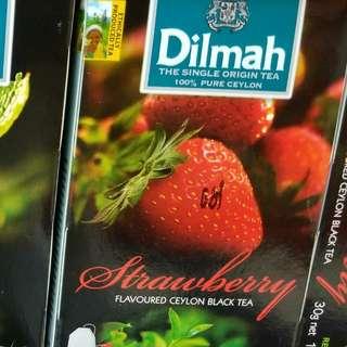 Dilmah士多啤梨味紅茶