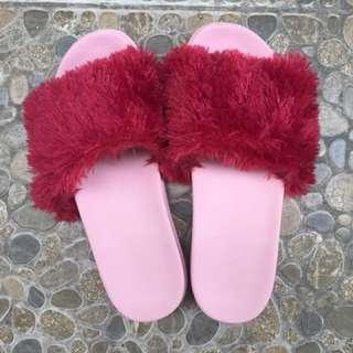 Elementary Fur Slips (FREE LIPSCRUB)