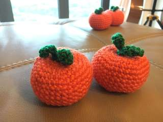 Little Oranges (A pair)