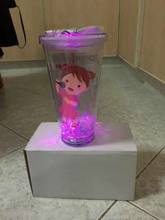 Promil light up tumbler