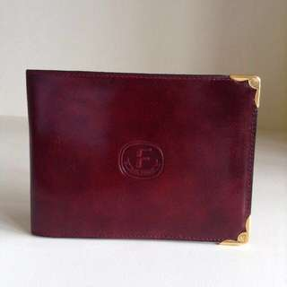 BN Leather Wallet