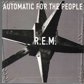 MY CD - R.E.M. //AUTOMATIC FOR THE PEOPLE //FREE DELIVERY BY SINGPOST